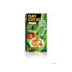 Alim. EX pour geckos diurnes, 8 coupes