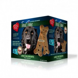 TREAT TIME Biscuit Large 7 lbs
