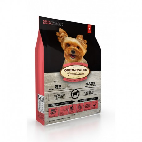 OBT Nourriture Chien/ Agneau 5 lbs PB