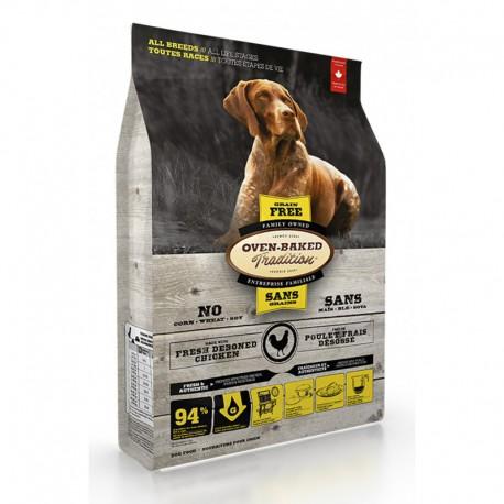OBT Nourriture Chien / Sans Grains 5 lbs