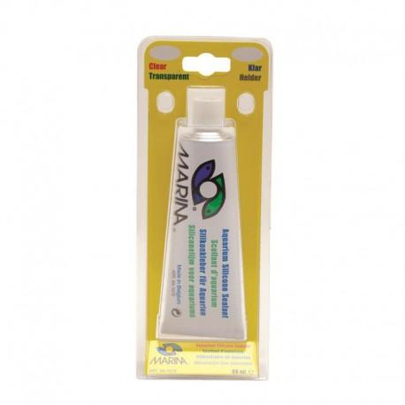 Scellant Marina, sillicone transp 90 ml
