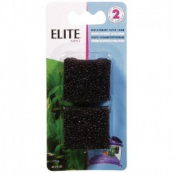 Mousse Filtrante D/Rechange Mini Elite-V