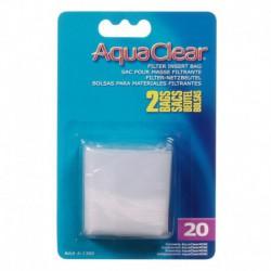 AquaClear Sacs P/Masse Filt.P/Mini-V