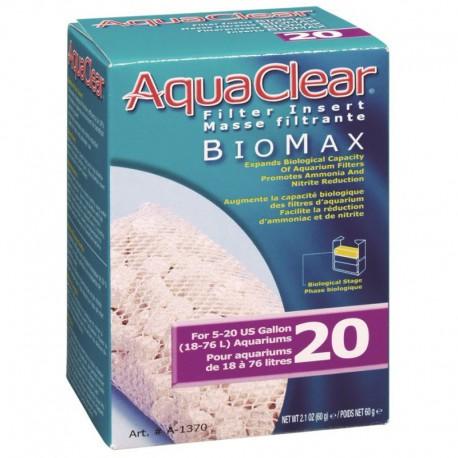 Biomax Pour AquaClear 20, 60 G-V