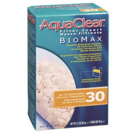 Biomax Pour AquaClear 30, 65 G-V AQUACLEAR Masses Filtrantes