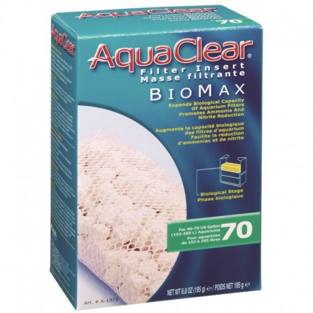 AquaClear BioMax, 195G, For A615-V