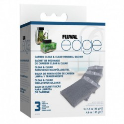 FL Edge Replacement Carbon, 3Pk-V