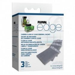 Sachet charb.Clean&Clear EDGE FL,3x45g-V