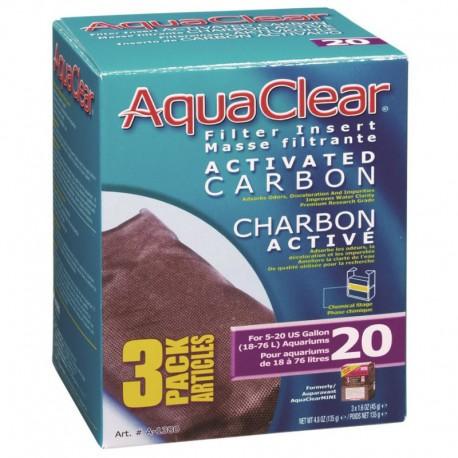 AquaClear Cart.D/Char.Active Mini-V AQUACLEAR Filtering media