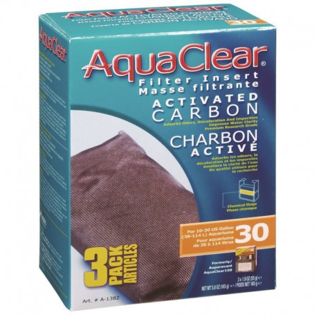 AquaClear 30 Activated Carbon-V