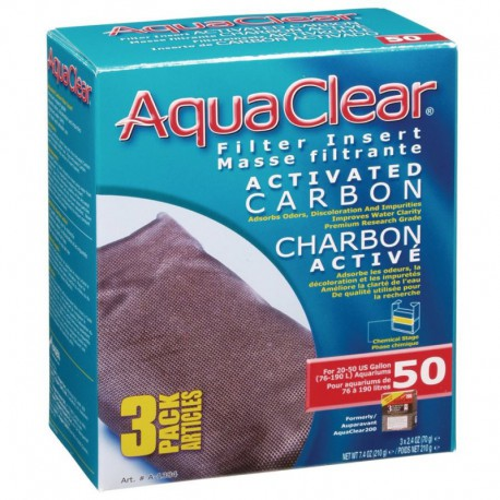 Aquaclear 50 Activated Carbon-V
