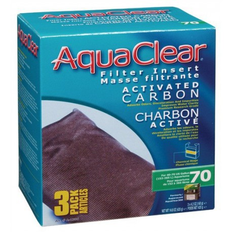 Aquaclear 70 Activated Carbon-V