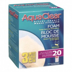 AquaClear Sachet D/Mouse Filt.Mini-V