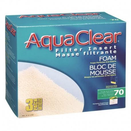 AquaClear -300- Sachet D/Mouse Filt.-V