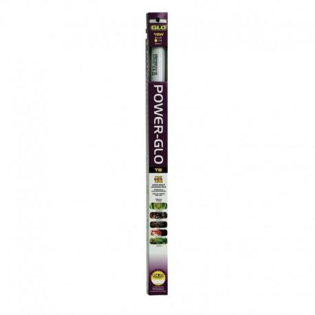 15W PowerGlo Fluor. Bulb 15W 18in-T8-V