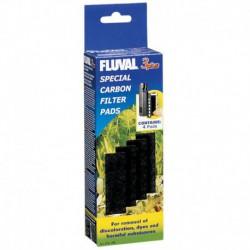 Fluval 3 Plus Carbon Pads, CA & US-V