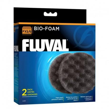 Masse filtr. Bio-Foam p. filtres FX5/FX6