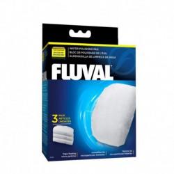 Fluval 107-207 Fine Filter Pad 3pcs-V
