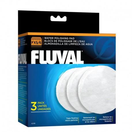 Fluval FX5 Fine Filter Pad 3pcs-V