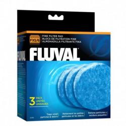 Fluval FX5 Medium Fine Filter Pad 3pc.-V