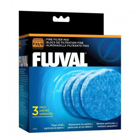Bloc filtration moyen FX5 Fluval, 3-V