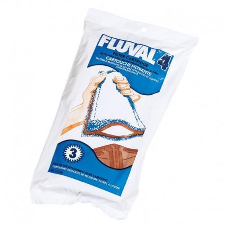 No.4 Fluval Carbon Filter Sl.3pc-V