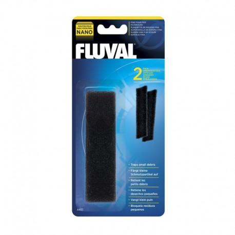 Mousse fine pour nanoaquarium FL-V FLUVAL Masses Filtrantes