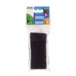 Blocs de mousse filtrante pour filtre Hush 5 Elite, paquet d