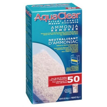 Aq-Clear 50 Ammorid Ammonia Remov.143G-V