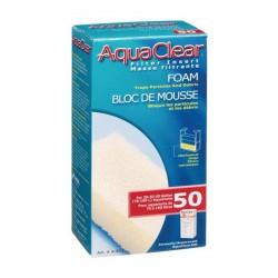Aqua Clear 50 Foam Insert-V