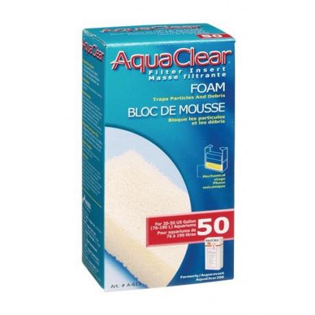 AquaClear Bloc De Mousse-V