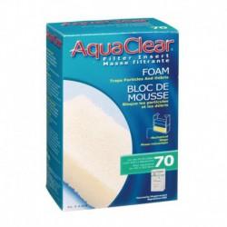 AquaClear 70 Bloc Mousse-V