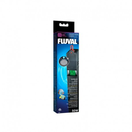Ch.-eau électr. Fl E50 pr aquar. 60 L-V