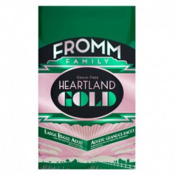 PROMO- - Mars - FROMM HEARTLAND GOLD ADULTE G-RACE 11.8 kg