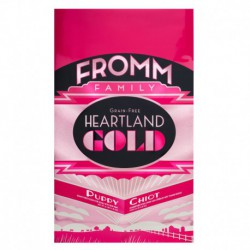 FROMM HEARTLAND GOLD CHIOT 11.8KG