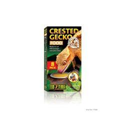 Alim. EX pour geckos à crête, 8 coupes