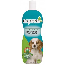 ESPREE CHIEN SHAMPOING RAINFOREST 12OZ