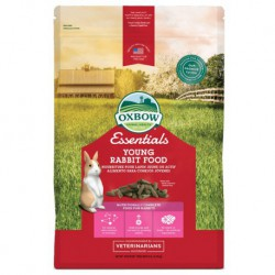 OXBOW RONGEUR NOURRITURE JEUNE LAPIN 10LBS