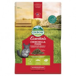 OXBOW RONGEUR NOURRITURE CHINCHILLA 10LBS