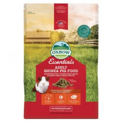 OXBOW - NOURRITURE POUR COCHON DINDE ADULTE 5 LBS