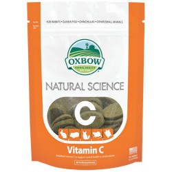 PROMO -  Juillet - OXBOW -  NATURAL SCIENCE SUPP. VITAMINE C