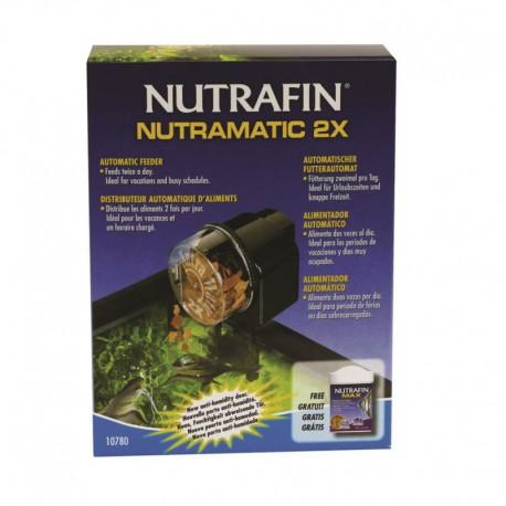 NutraMatic 2X Fish Food Feeder-V