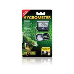 Exo Terra LED Rept-O-Meter Hygrometer-V