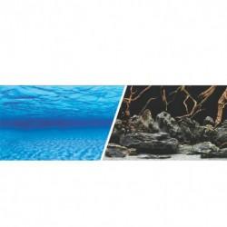 MA BkgdSeaEscape/Nt.MystcScn,24in,25ft-V MARINA Aquarium Decorations