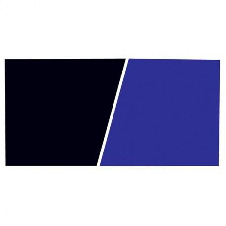 MA Dbl.Sdd.Bgr.Blk/Ryl Blue,24inx25ft-V