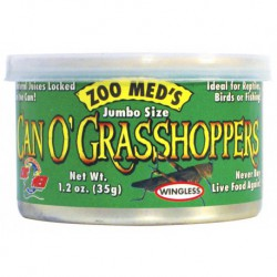Can O' Grasshoppers (xl - 20 / can)1.2 OZ
