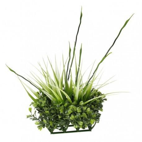 Ornement Chi Fluval - buis/herbe haute-V