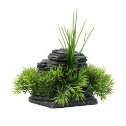Fluval Chi Waterfall Mountain Ornament-V