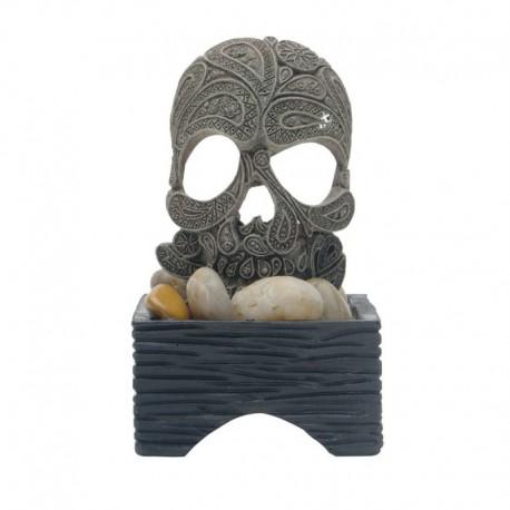 Marina Betta Skull Ornament