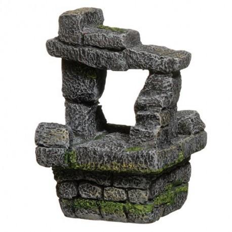 Marina Betta Kit Rock Ornament-V